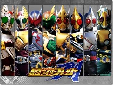Masked Rider Blade