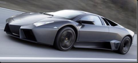 2. Lamborghini Reventon $1,600,000.