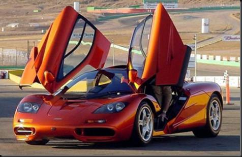 3. McLaren F1 $970,000