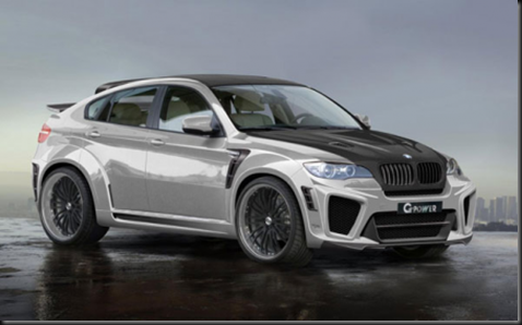 G-Power Typhoon RS SUV 01