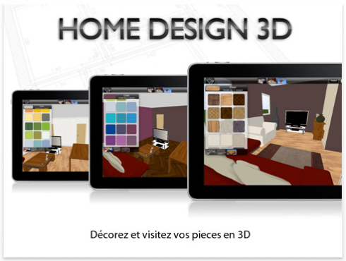 Home Design 3D In IPad App DevilArt Blog Diary