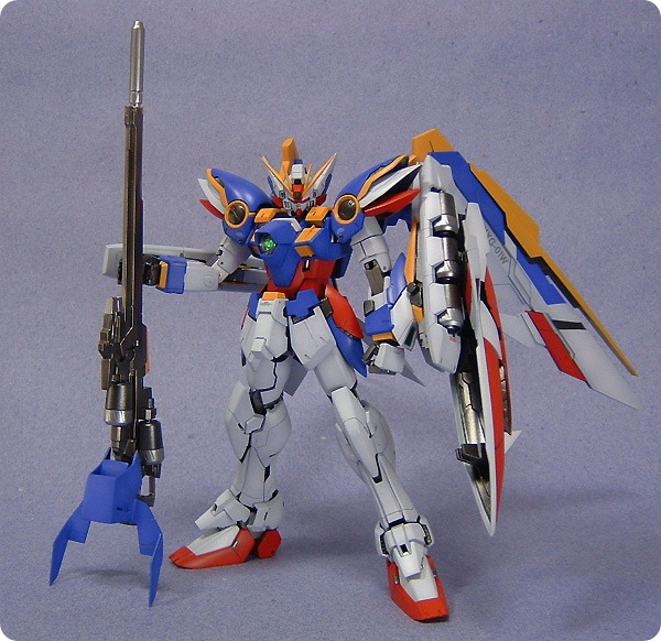 Wing Zero Ver-KA