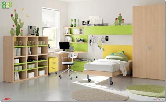 green-kids-room-designrulz-13