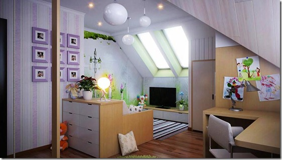 green-kids-room-designrulz-1