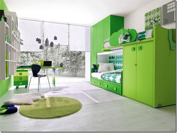 green-kids-room-designrulz-7
