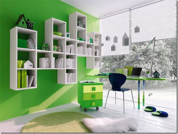 green-kids-room-designrulz-9